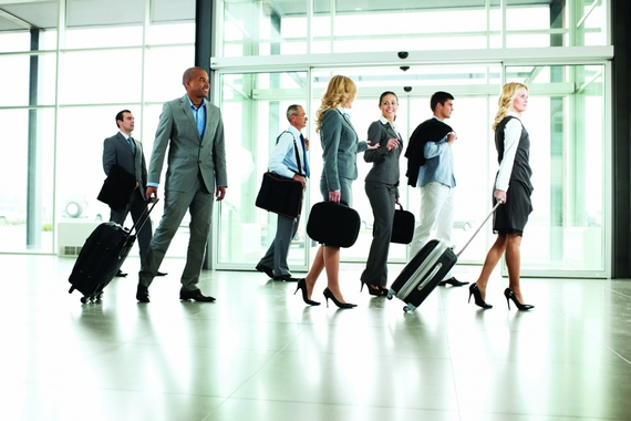 Find ways to cut down on your business travel expenses